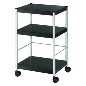 Paperflow Heavy-duty Three Shelf Multi-Purpose Trolley